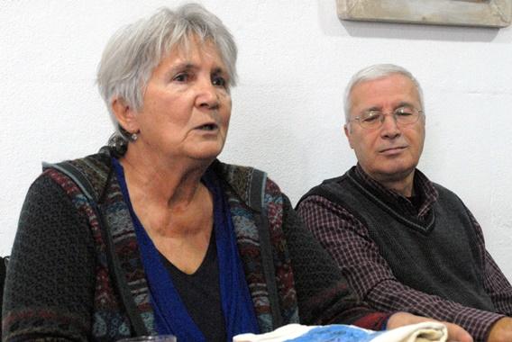 DEVRİMCİ YAZAR KUGLİN BODRUM'DA 68 KUŞAĞINDA KADIN OLMAYI ANLATTI